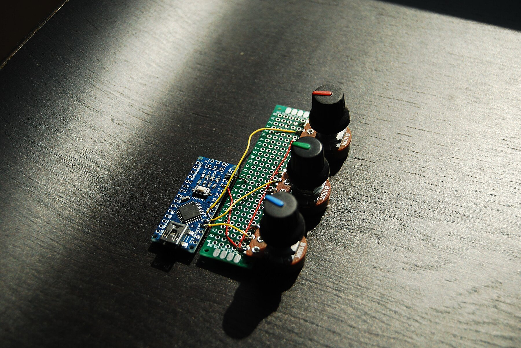 Quick and creative soldering...